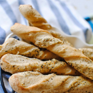 Twisted Breadsticks